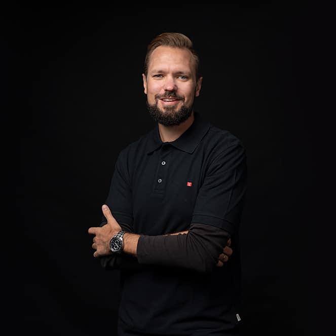 Christoph Steger Management Board Think11